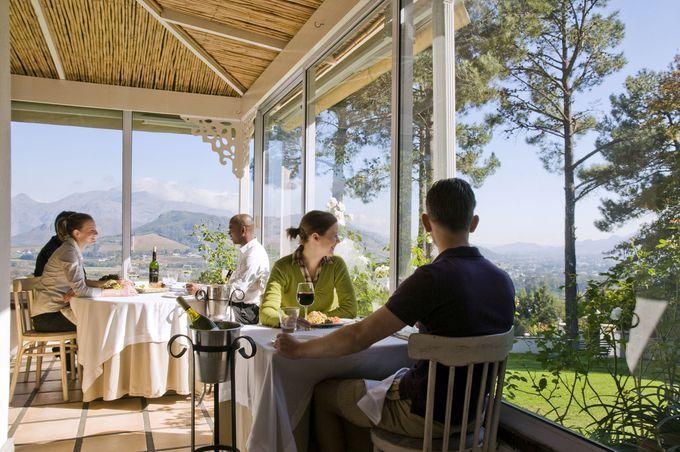 南アフリカの「ワインランド」で美食と絶景を楽しもう!   南アフリカ   トラベルjp<たびねす>