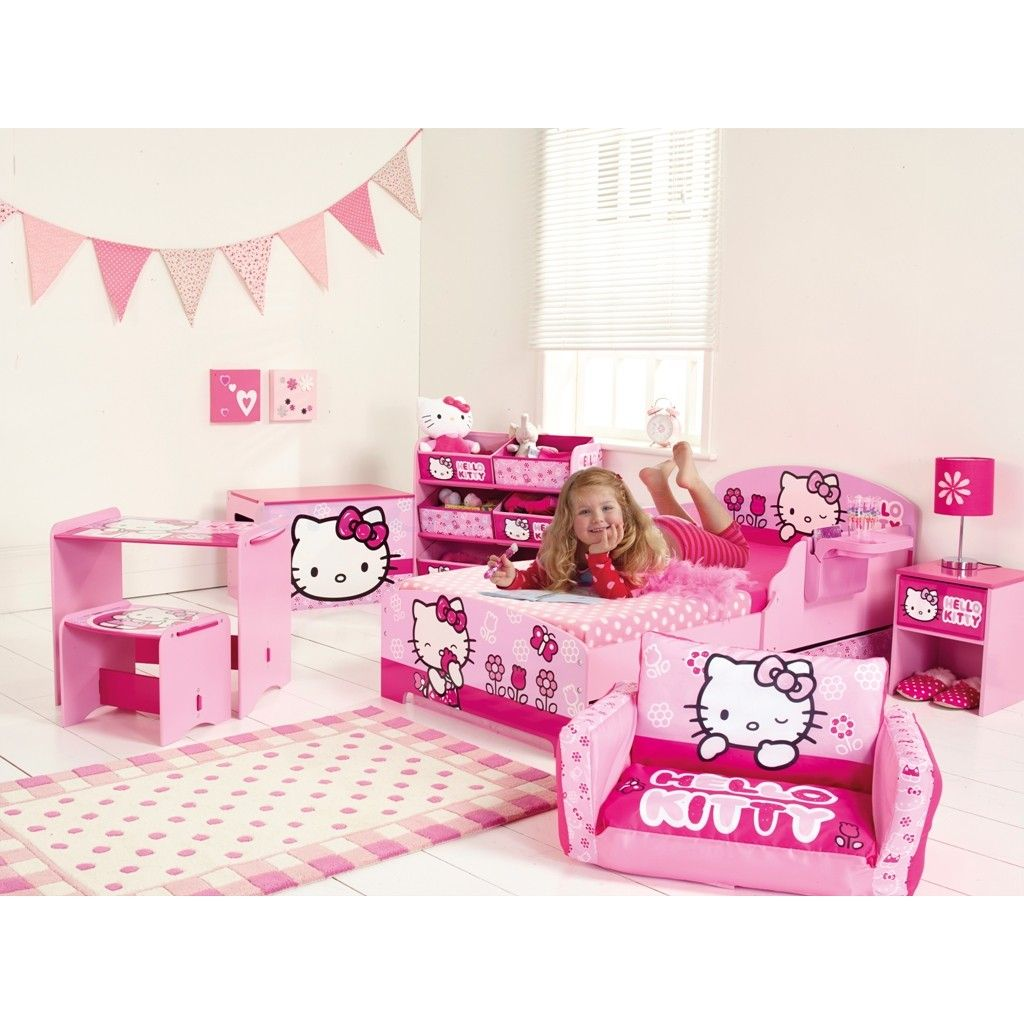 Hello Kitty Toddler Bedding Set Toddler Bedding Sets