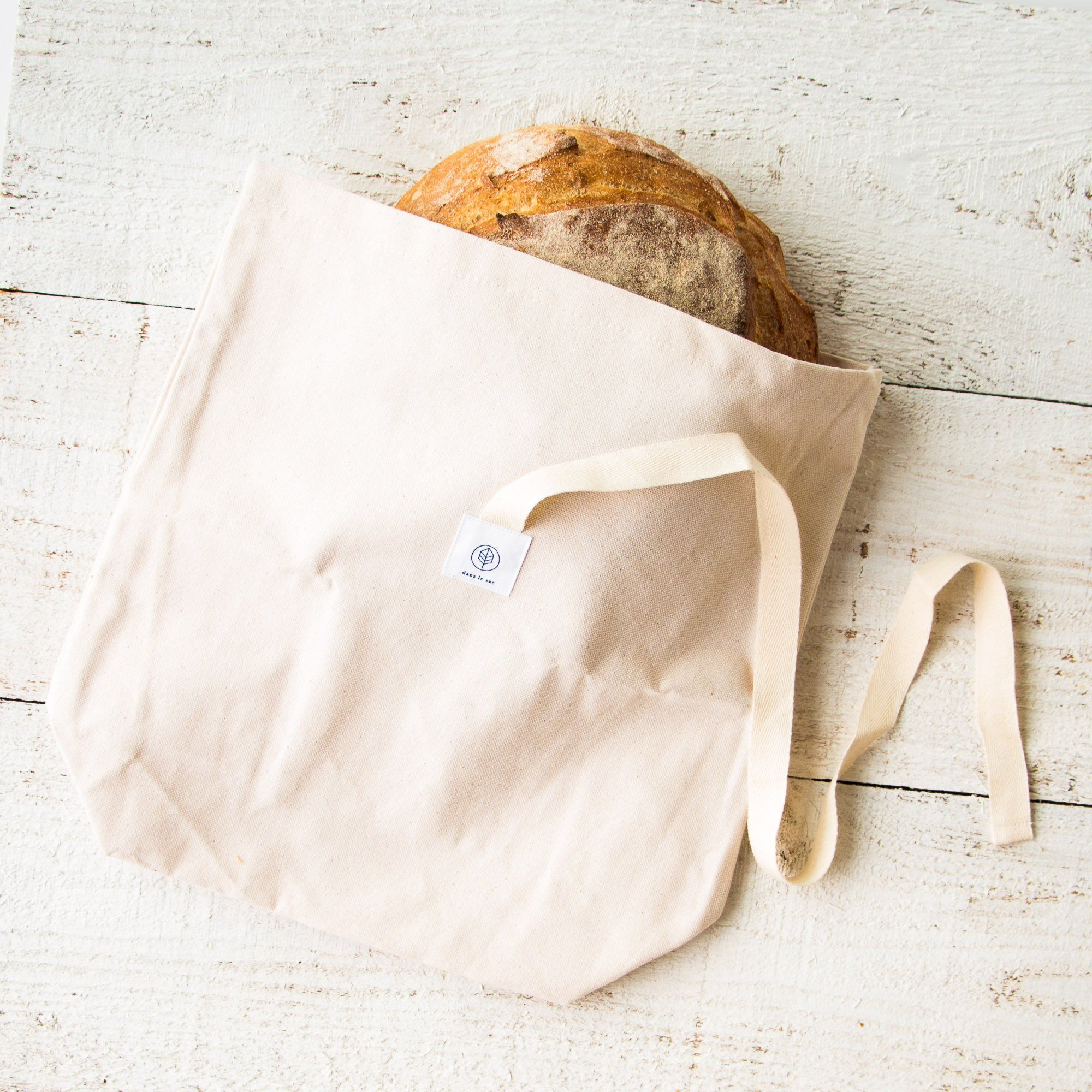 Reusable Bread Bag 100 Cotton Produce Bulk