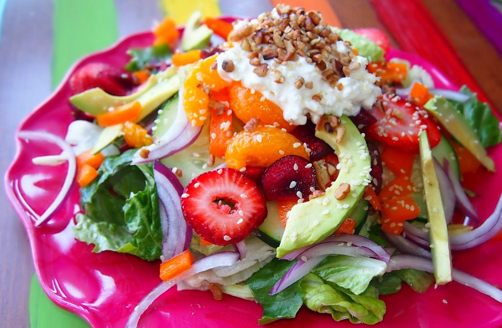 Windsor: Fab Fit Friday: Salad of the Summer!