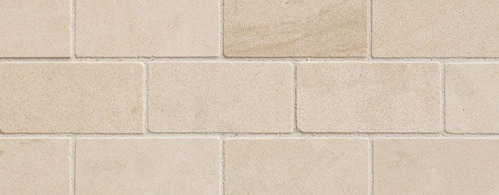 Smooth Limestone Wall