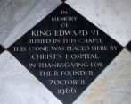 Photo of Edward VI | Westminster Abbey