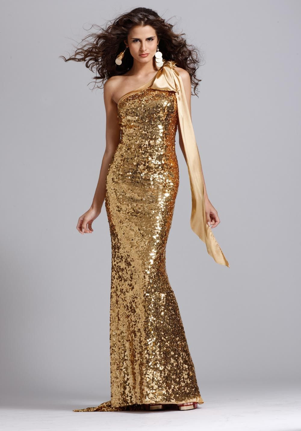 Gold beading special occasion dress everything for wedding