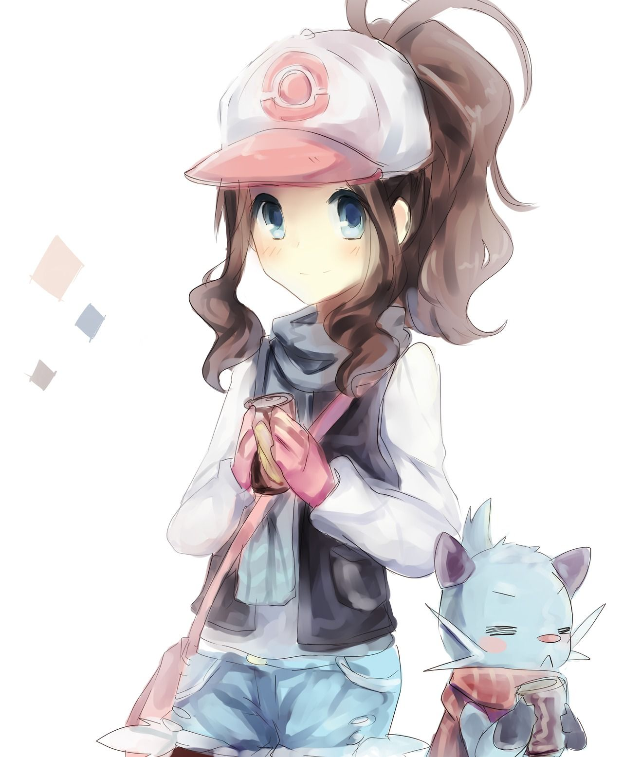 from Tristen pokemon gril trainer neiked