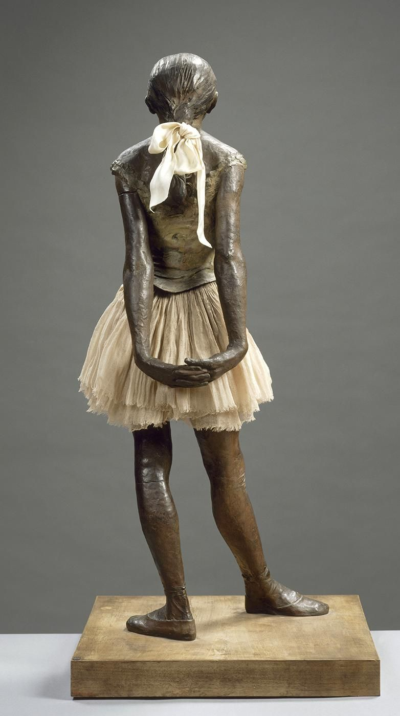 La Petite Danseuse De Degas : petite, danseuse, degas, Seidl, Edgar, Degas,, Degas