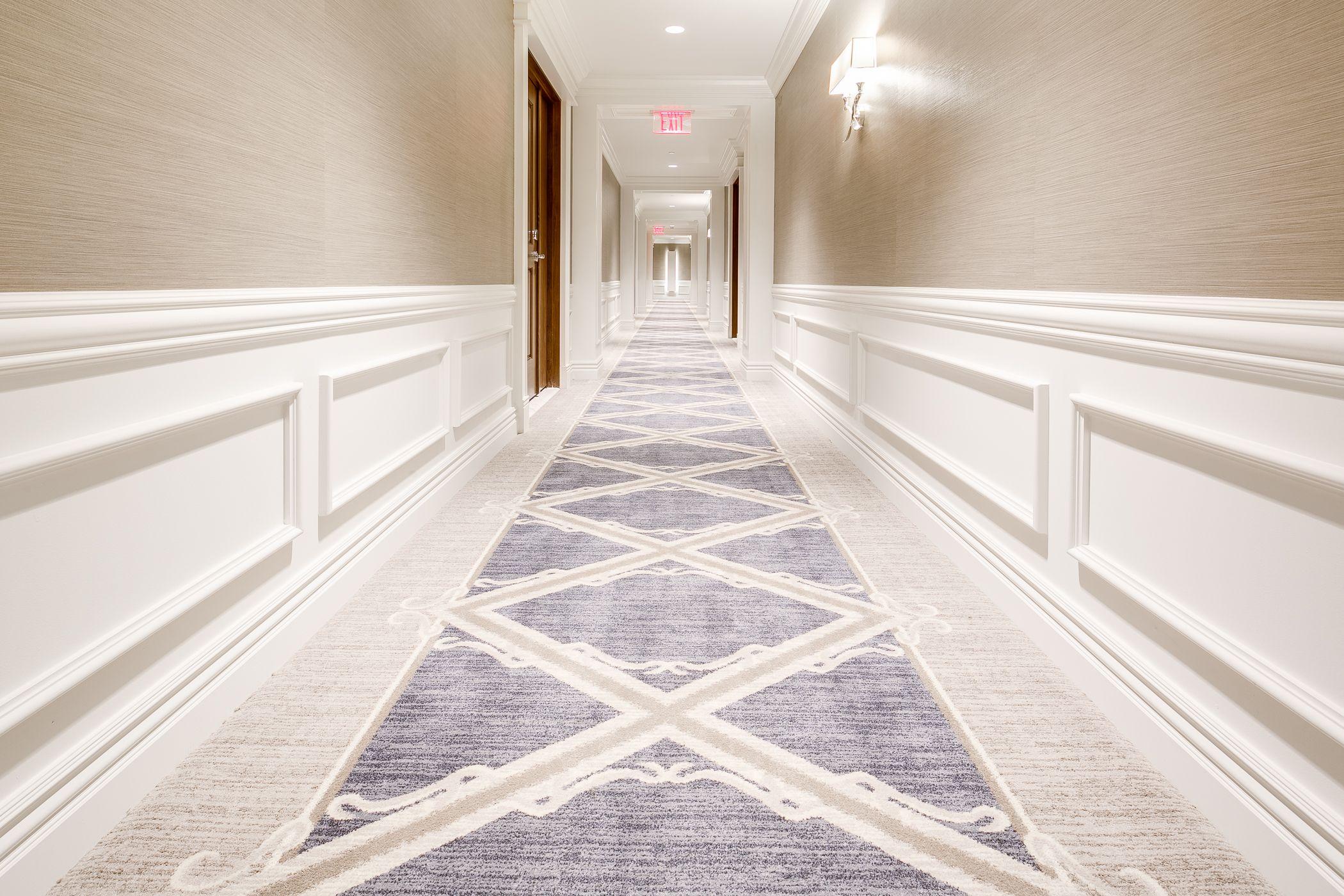 Hallway - Carpet