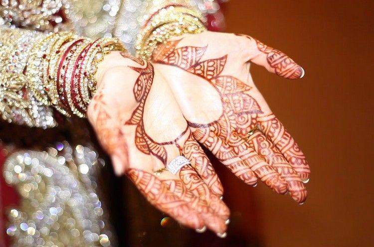 Henna Tattoo Hand Tradition Hochzeit Henna Tattoo Hand Henna Tattoo Ideen Henna