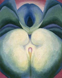 Vag Mon Project Georgia O Keeffe Paintings Georgia Okeefe O Keeffe Paintings