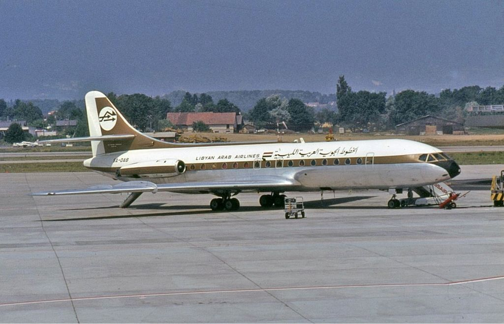 Libyan Arab Airlines Caravelle Groves Libyan Airlines Wikipedia Airlines Libyan Air Carrier