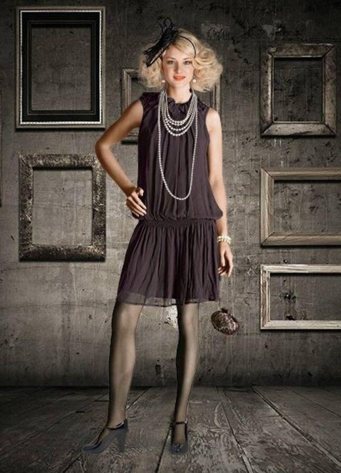 стиль 30-х годов в одежде женщины фото  16 тыс изображений найдено в  Яндекс.Картинках 7ba72e52f04