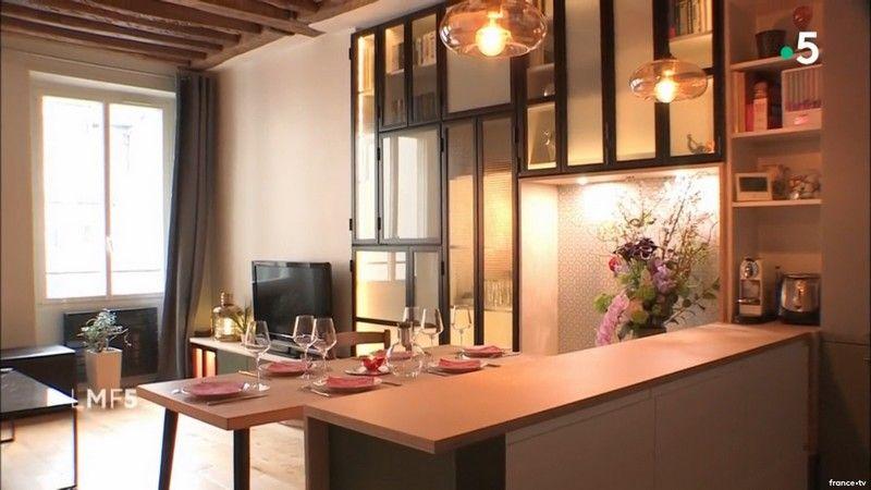la maison france 5 karine et gaelle soeurs ventana blog. Black Bedroom Furniture Sets. Home Design Ideas