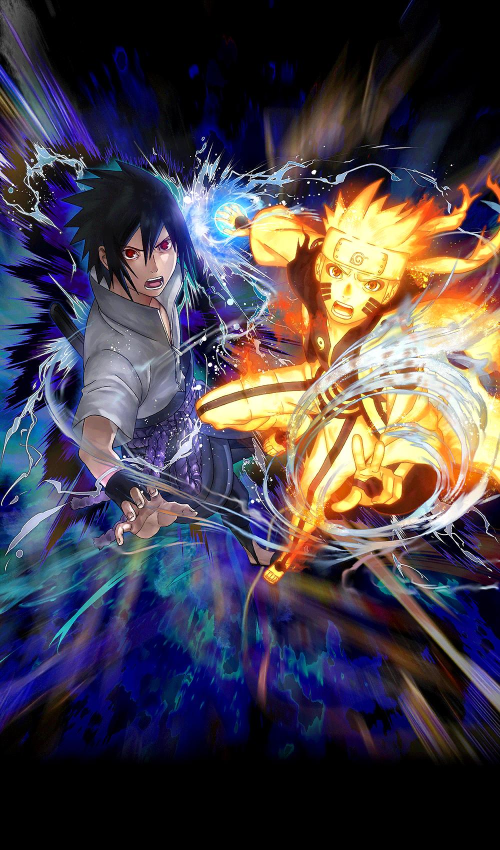 Sasuke Naruto Kurama Bg U Ninja Blazing By Maxiuchiha22 On Deviantart Wallpaper Naruto Shippuden Naruto Uzumaki Art Naruto Drawings