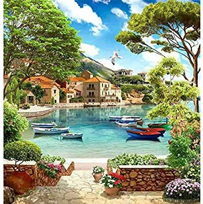 Photo of Amazon.com: 5D Diamond Painting Kits for Adults Full Drill DIY Di