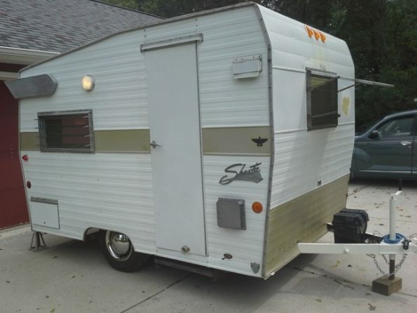 1967 Shasta Compact For Sale