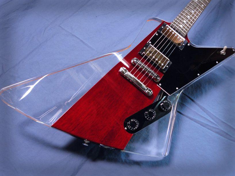 Bell Custom Guitars SS ER