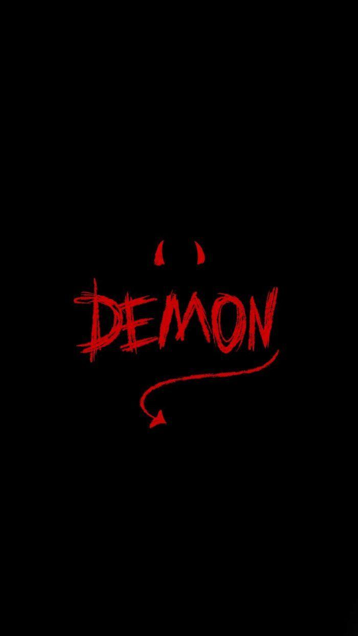Demon IPhone Wallpaper - IPhone Wallpapers