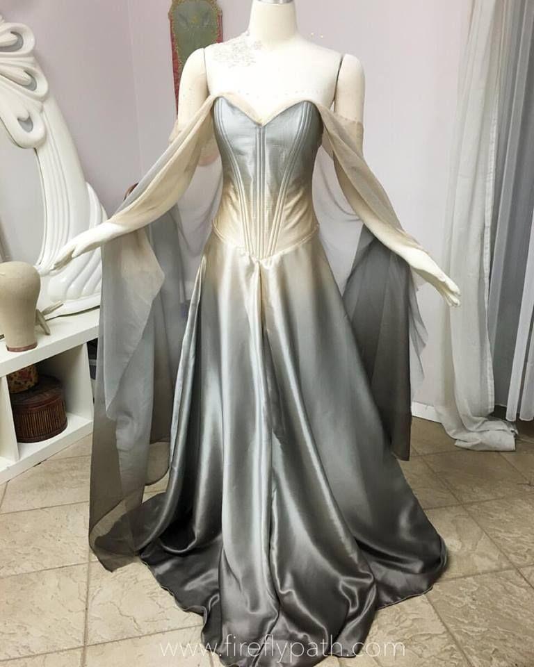 Elven Wedding Dress: Dresses, Fantasy Gowns, Fashion