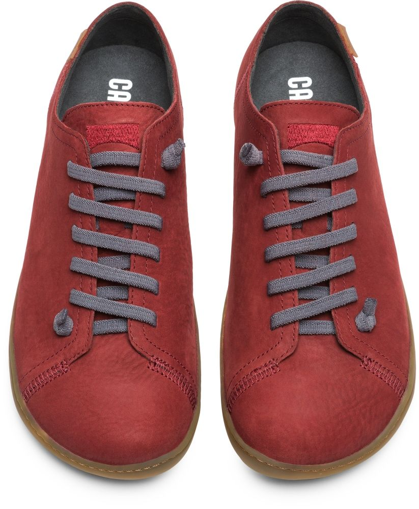meilleur service 4f145 725fd Camper Peu Red Casual Shoes Men 17665-151 | Camper in 2019 ...