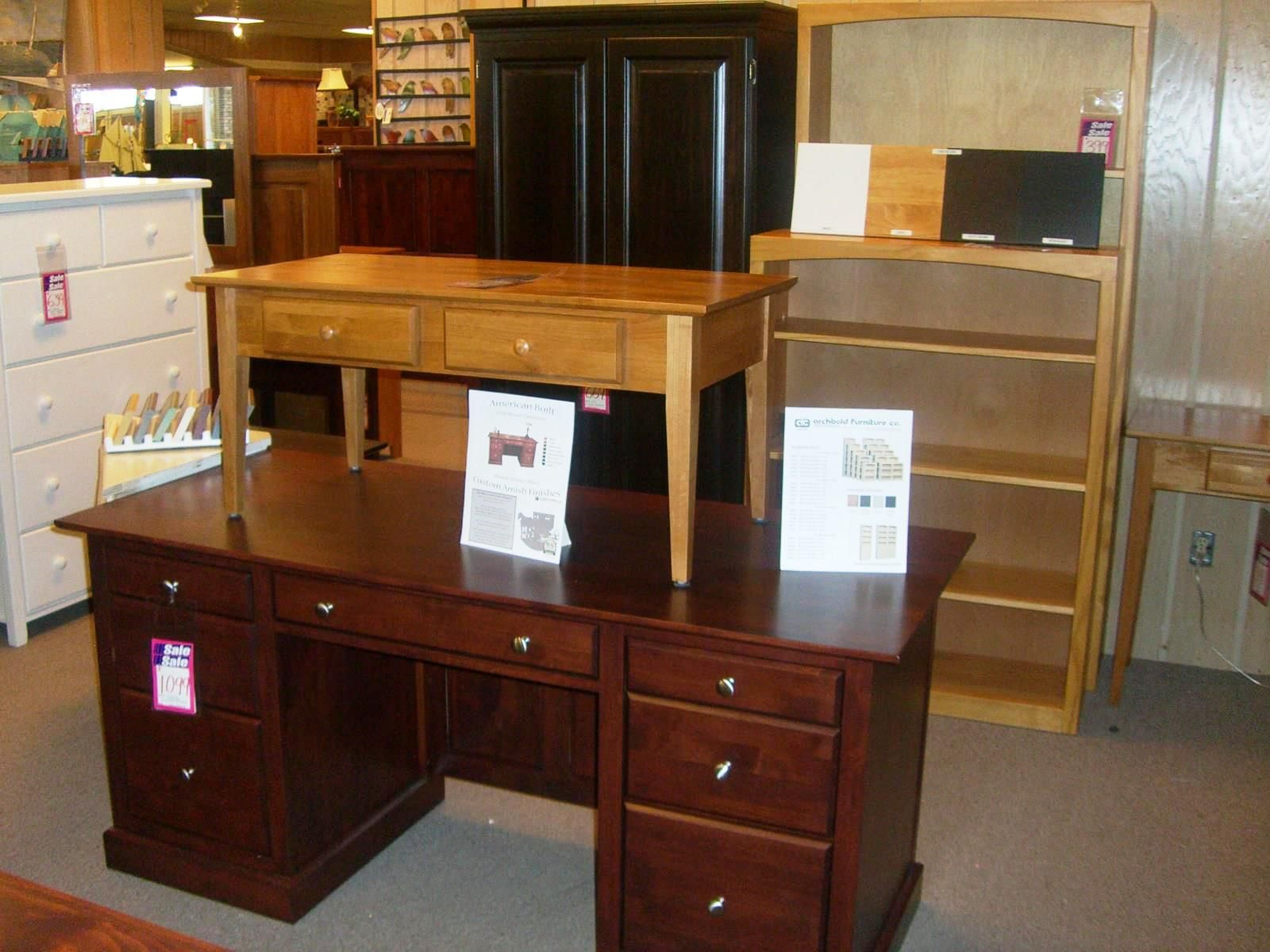 Nice Archbold Fine Furniture Company. All Real Wood American Made Furniture  Finished By The Amish!