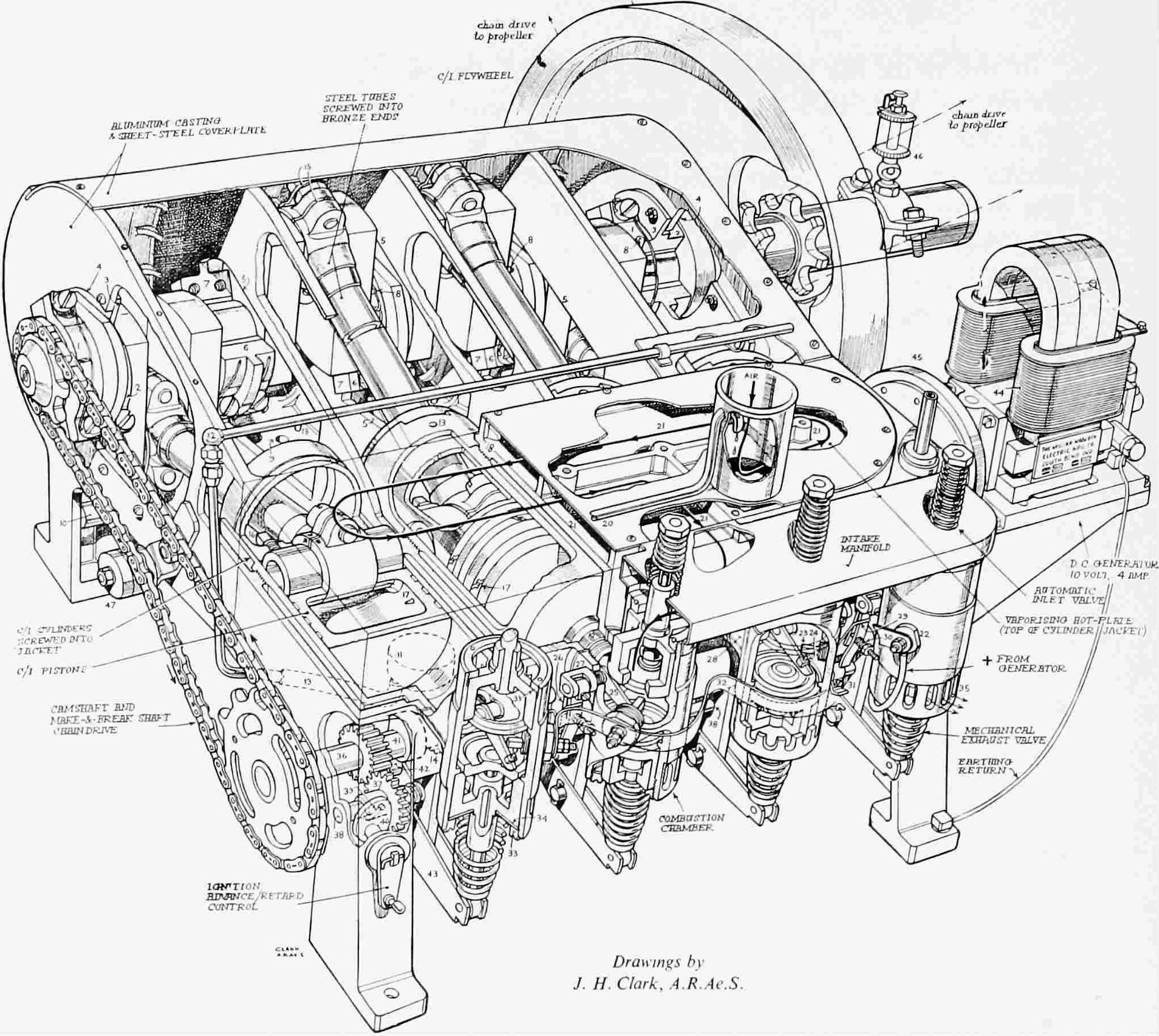 Bing images search q engine cutaway drawings