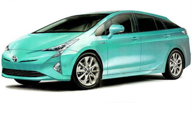 2016 Prius 2 Would Love The Car If It S Really That Color