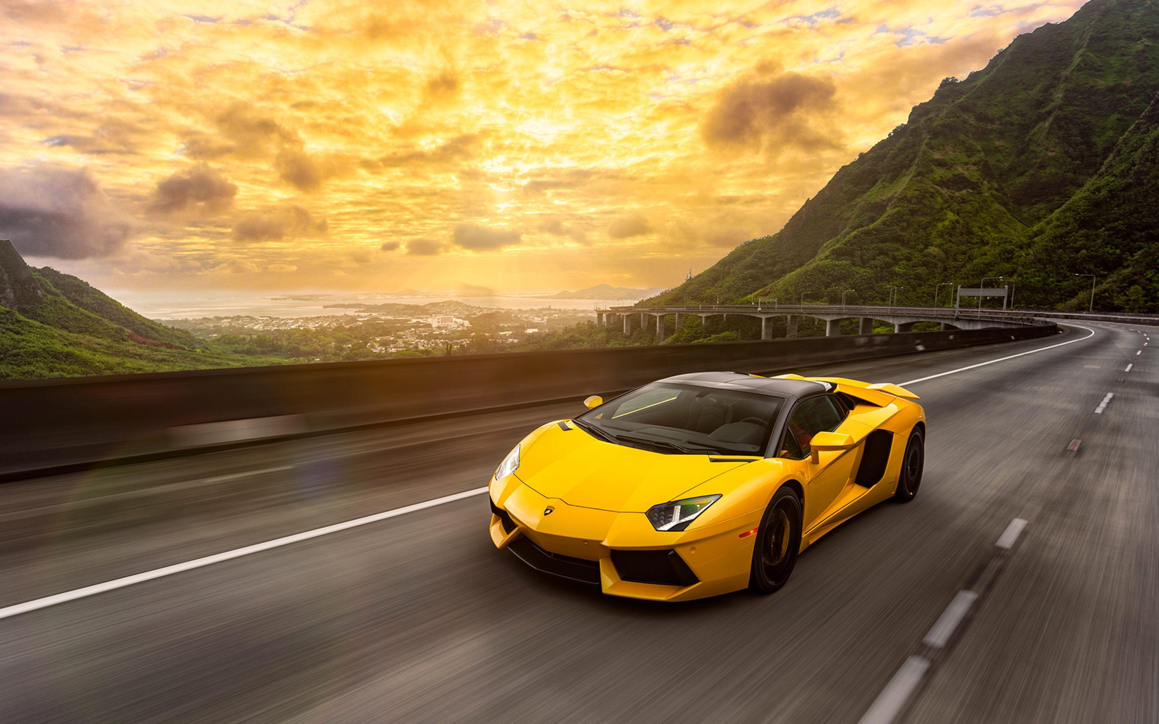 Lambo Huracan Ultra HD 4K Wallpaper For Desktop & Mobile | 4k in 2019 | Lamborghini cars ...