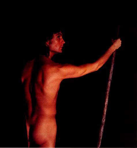 John Philip Law Foto Angelo Frontoni Playmen