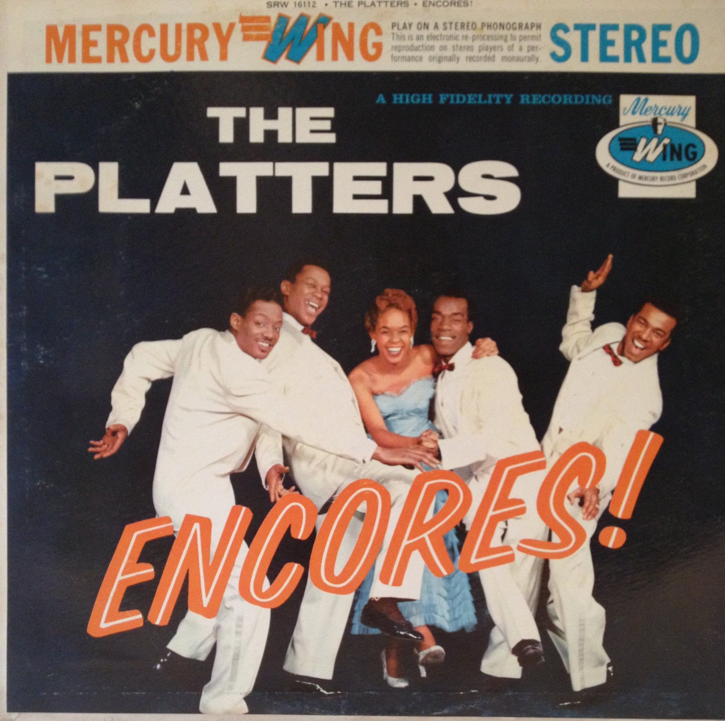 The Platters Encores 1959 Allmusic Says The