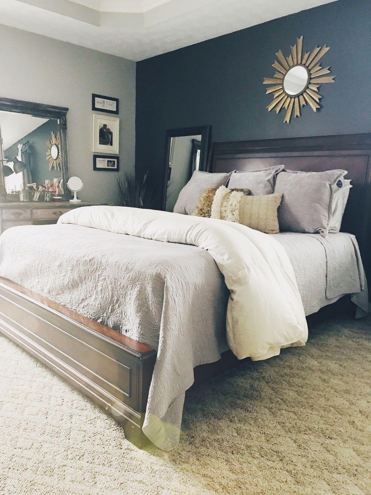 Master Bedroom Accent Wall Designs Novocom Top