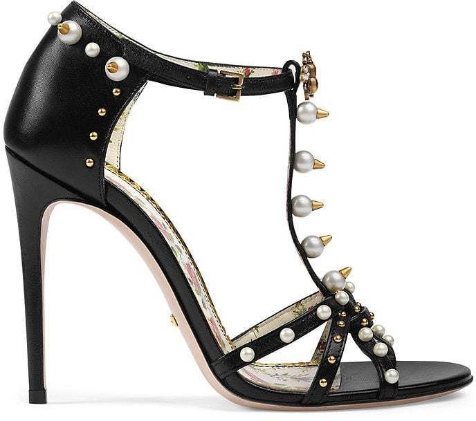 bpXxwOSvpP Regina Leather Sandals o5H8Q