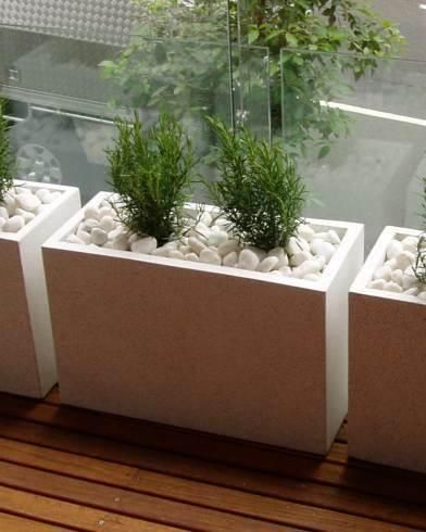 The Urban Balcony Offers Quality Contemporary Pots For Your