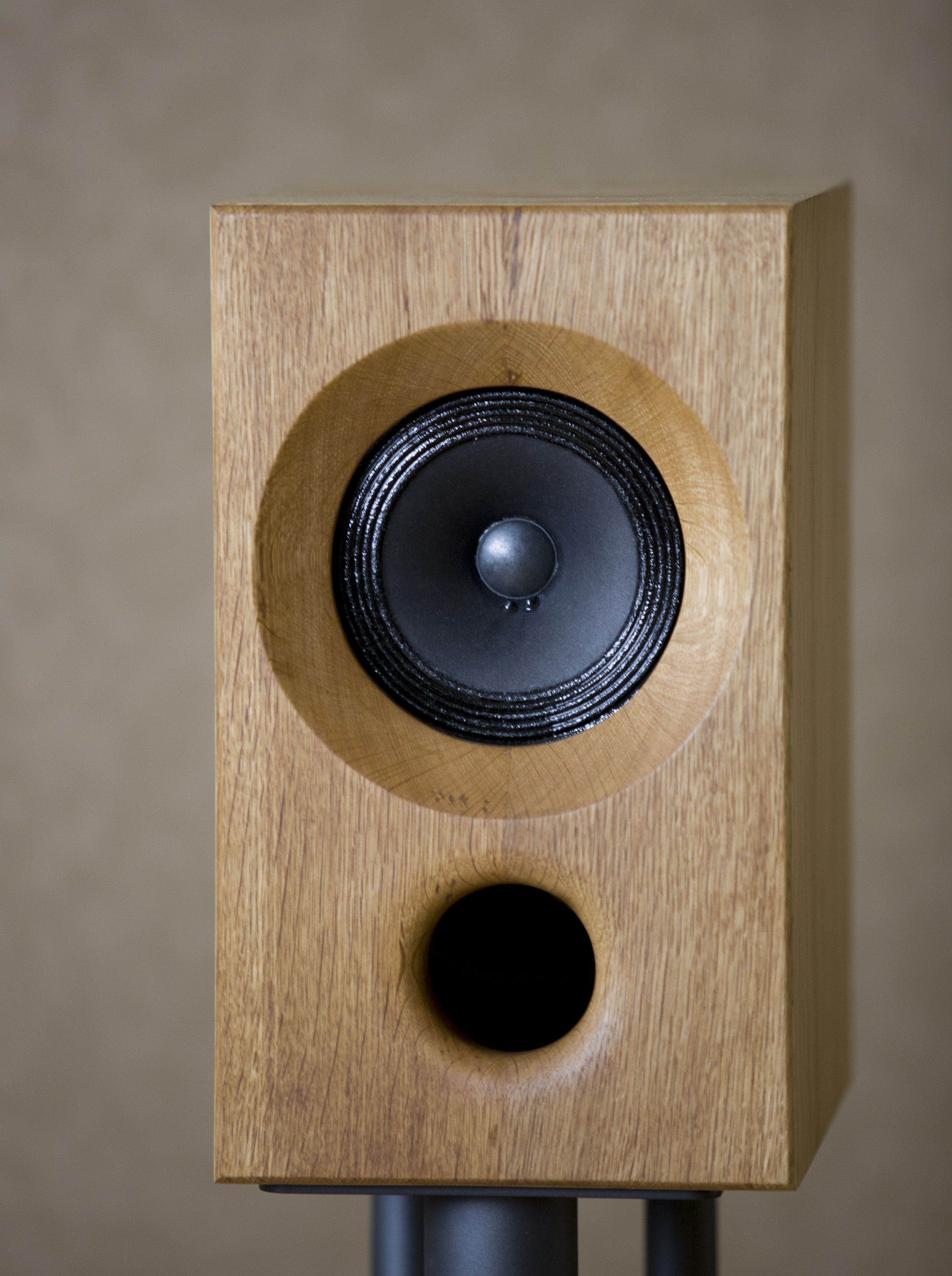Not A Fan Of Wide Range Speakers But These Supravox 135 LB Are Elegant