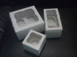 Making Cupcake Boxes at Home, Maybe sell it too. Earn something online