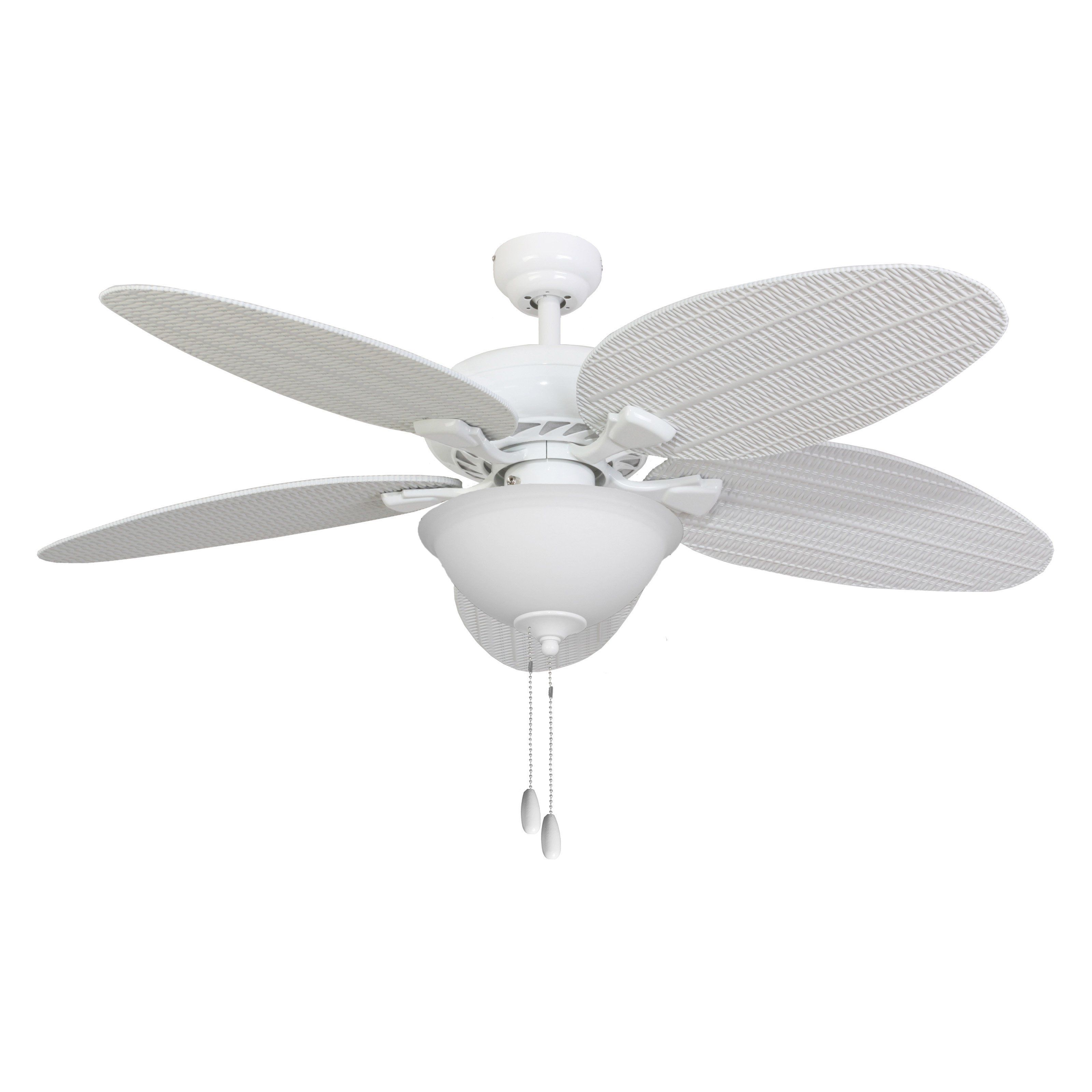 Prominence Home Boca Grande 52 in Indoor Ceiling Fan with Light