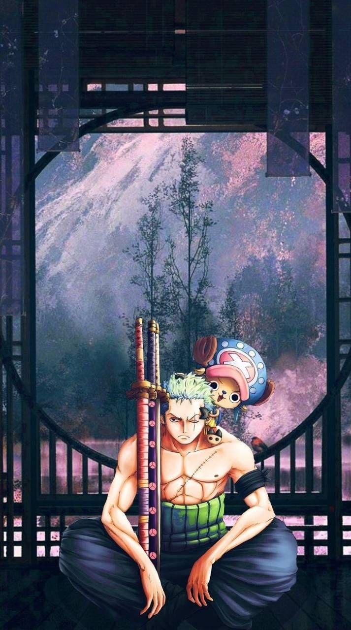 Zoro wallpaper by Dvendraxyz - 6298 - Free on ZEDGE™