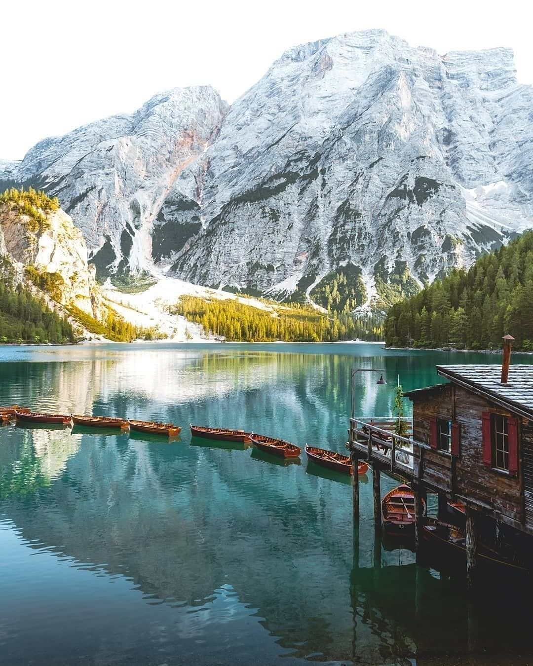 Travel Nature Earth On Instagram This Is Possibly The Best Time Of Year To Hike In The Dolomites And These Views Agree Derwimmerc Travel And Leisure