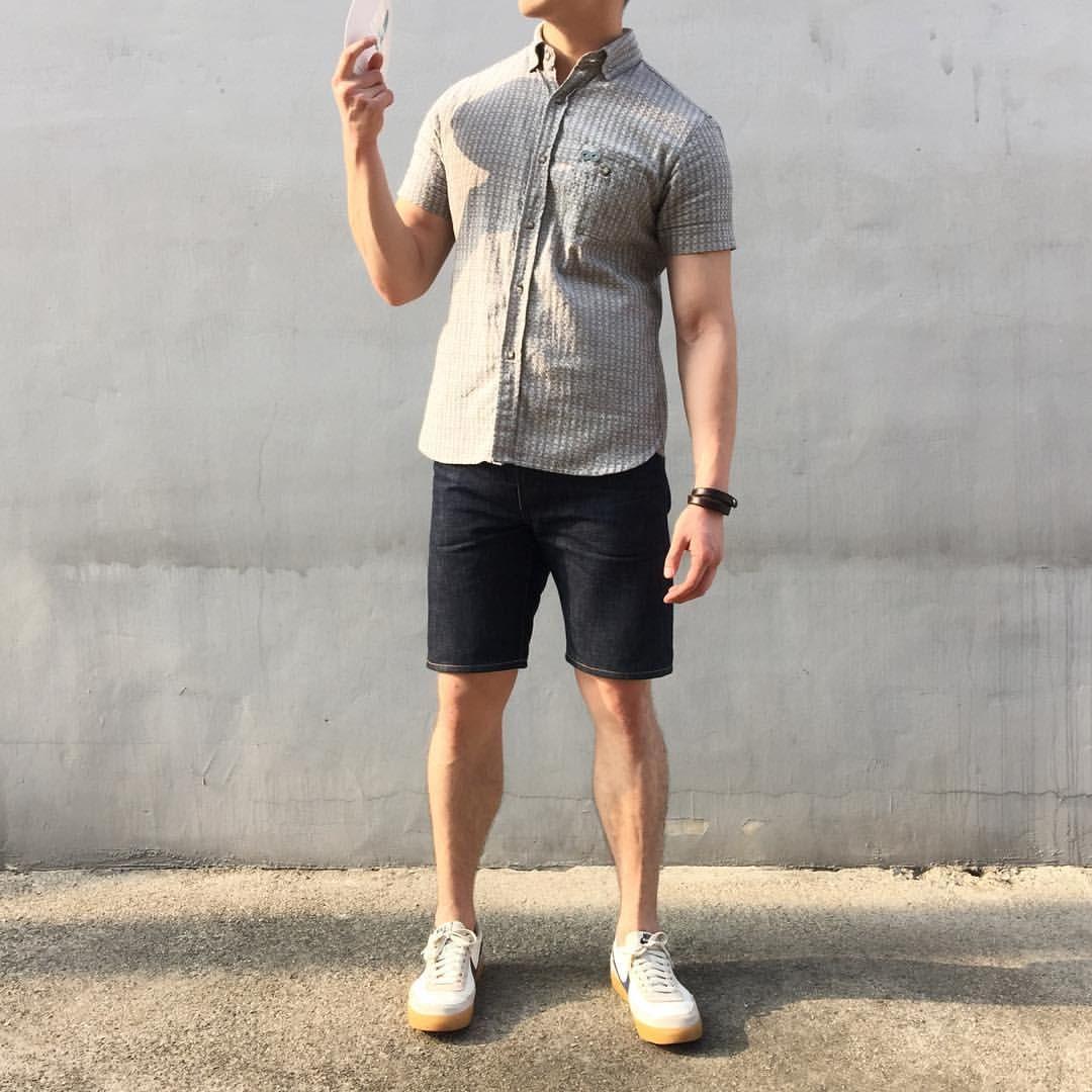 Sporty outfits, Nike killshot, Summer