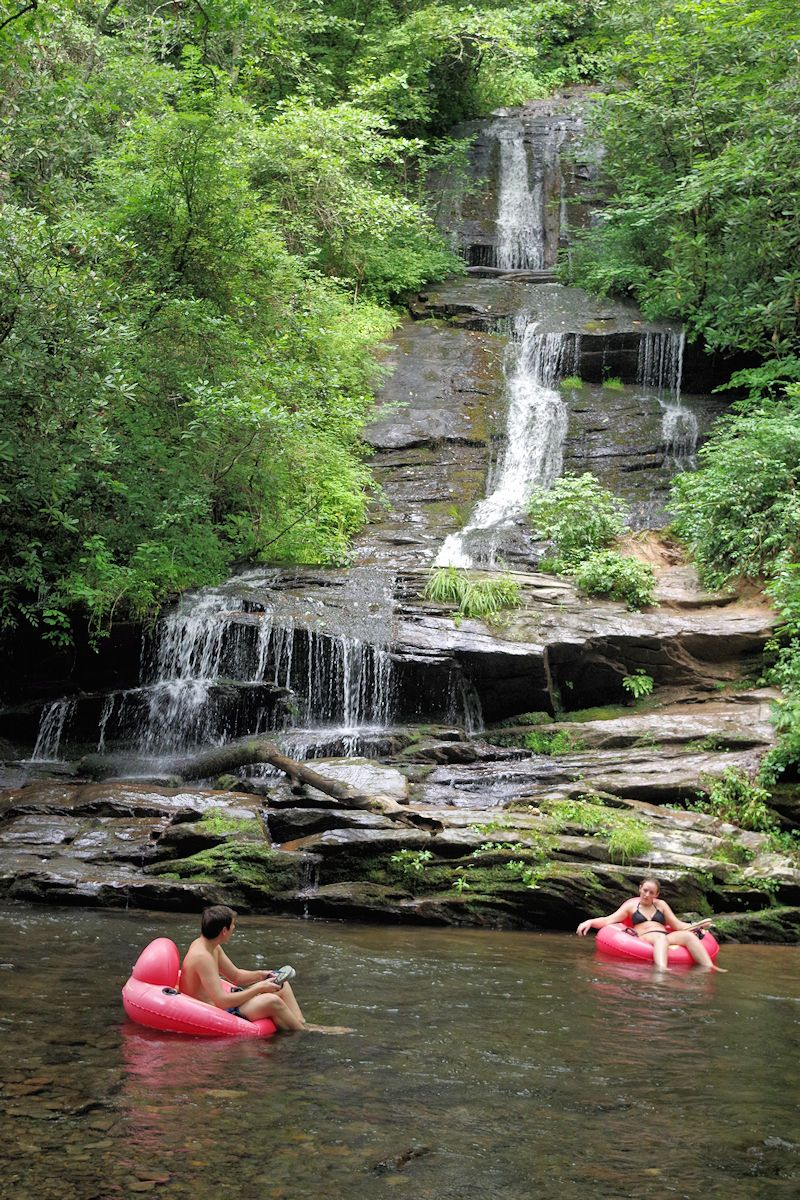 See our Top 3 Rivers for tubing in the NC mountains near ...