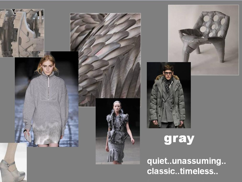 NEW! Pantone Color Trends for Fall/Winter 2012 / 2013 | Re-Do it Design
