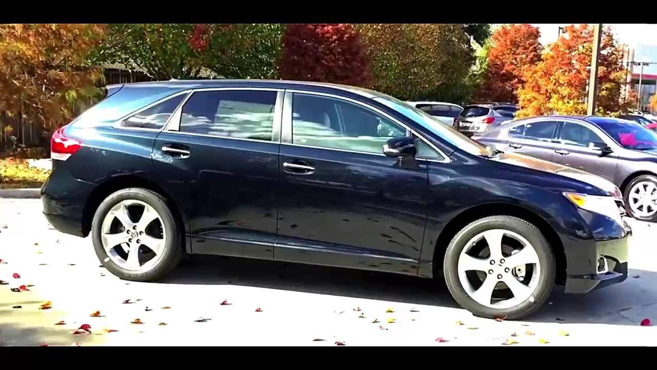 reviews in toyota at the limited car epa on of venza shown notes highway rated is autoweek and city by trim review xle mpg article