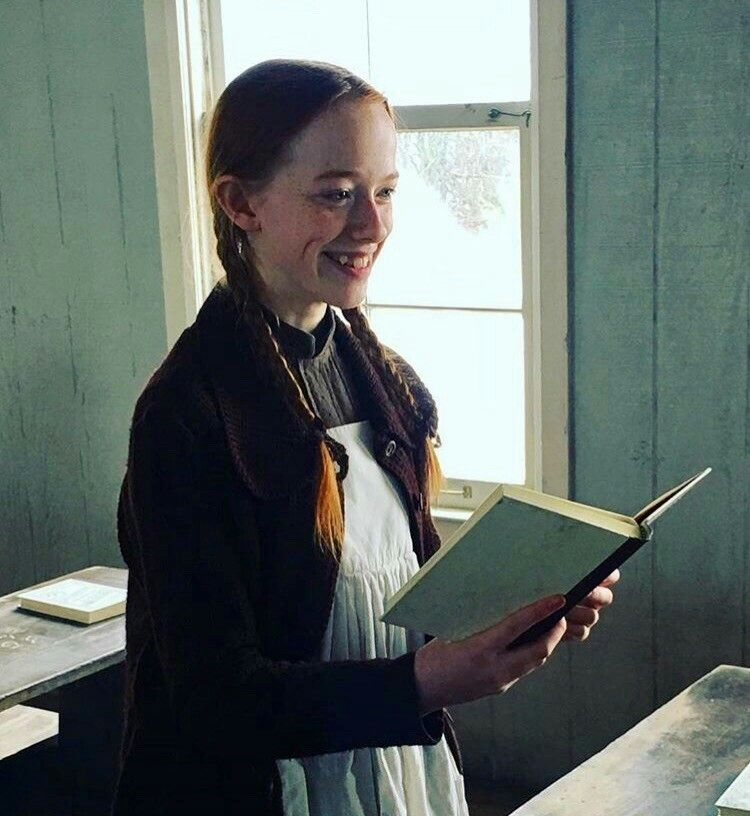 Pin By Elizabeth Atterbury On Anne Of Green Gables Anne Shirley