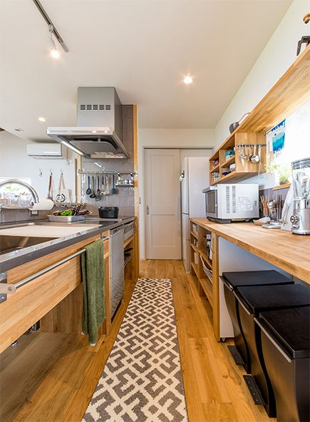 Pinterest cucina for Piccole planimetrie a concetto aperto