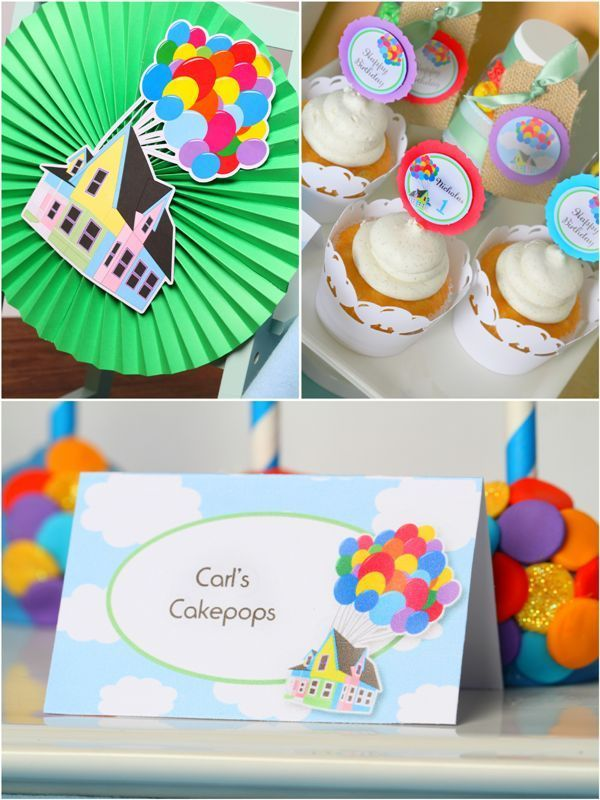 up movie inspired balloon birthday party ideas up movie party