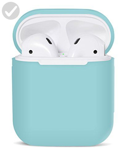 the latest 19c45 71056 PodSkinz AirPods Case Protective Silicone Cover and Skin for Apple ...