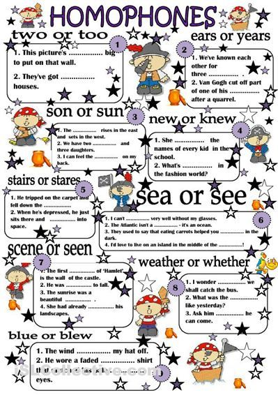 FREE Homophones 4th grade This would be great to apply to the