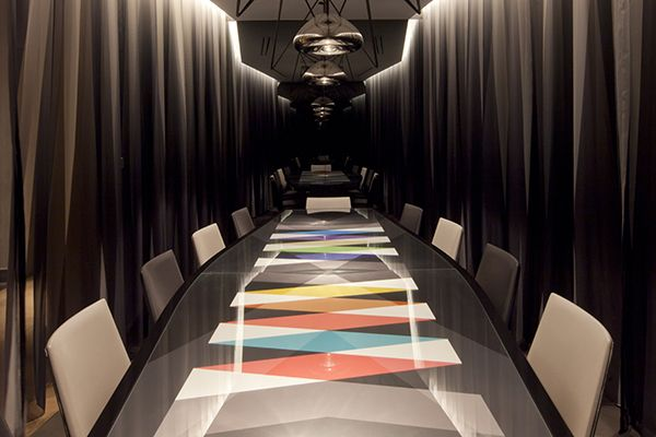 W HOTEL SEATTLE PRIVATE DINING ROOM MRCT ENS Pinterest Room