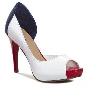 0274ef05bd5 Lodičky – boty na jehlách a na podpatku