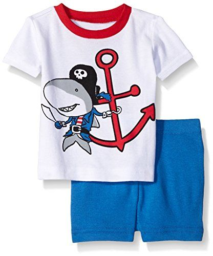 8cd892325b The Children s Place Baby and Toddler Boys  2 Piece Pajama Short Set -- You  can get more details at