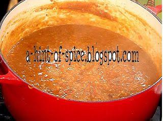 Falafel Inspired Soup