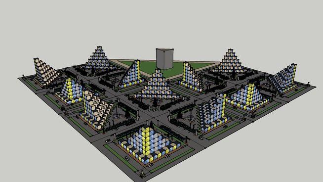 Cubical - 3D Warehouse